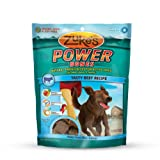 Zukes Power Bones Beef, 6-Ounce