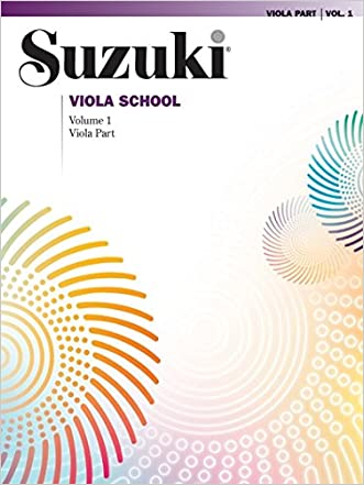 Suzuki Viola School, Vol 1: Viola Part