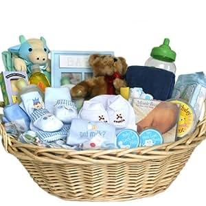 Amazon Deluxe Baby Gift Basket