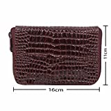 Welcome Trends Unisex Pocket Wallet Burgundy TH07WT