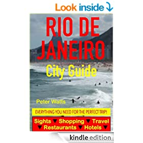 Rio de Janeiro City Guide - Sightseeing, Hotel, Restaurant, Travel & Shopping Highlights