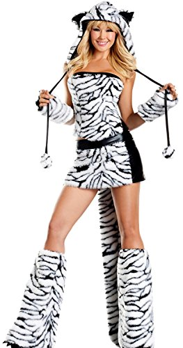 [Anmengte Halloween Masquerade Party Cosplay Costume Cute Animals (M, LC8717)] (Masquarde Masks)