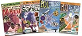 img - for Smart Kid Book Set (One Minute Mysteries + 101 Things Everyone Should Know About...) book / textbook / text book