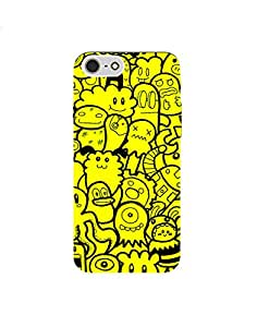 Iphone 7 nkt01 (25) Mobile Case by Mott2 - Funny Characters