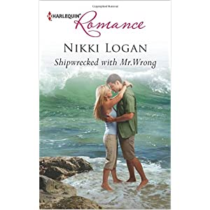 Shipwrecked with Mr. Wrong by Nikki Logan