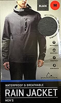 Paradox Waterproof & Breathable Men's Rain Jacket