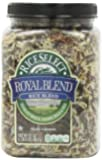RiceSelect Royal Blend, Texmati White, Brown, Wild, & Red Rice, 21-Ounce Jars (Pack of 4)