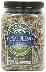 Amazon.com : RiceSelect Royal Blend, Texmati White, Brown