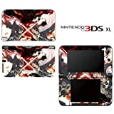 Fire Emblem Awakening Radiant Dawn Decorative Video Game Decal Cover Skin Protector for Nintendo 3DS XL