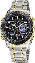 Comprar Accurist MB1031B - Reloj de cuarzo para hombres, multicolor