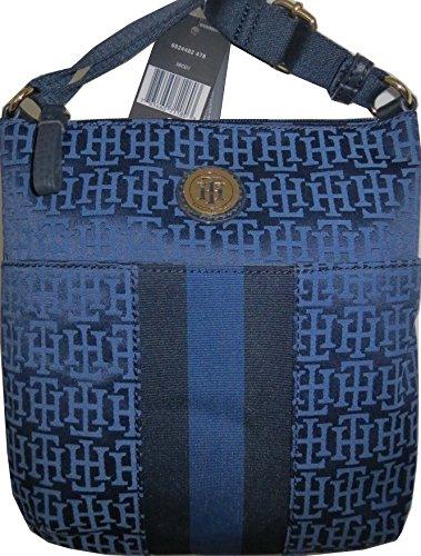 Tommy Hilfiger Crossbody X Bag Canvas Navy