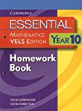 Essential Mathematics VELS Edition Year 10 Homework Book (0521695511) by Greenwood, David