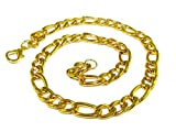 Factorywala Simply Dashing Gold Plated Chain/Necklace for Boy/Men