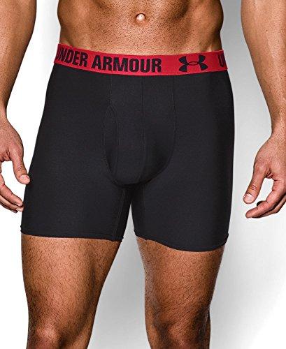 Under Armour Men's UA HeatGear® Performance Boxerjock® 2-Pack