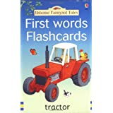 Farmyard Tales First Words Flashcards (Farmyard Tales Flashcards)by Heather Amery