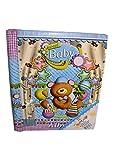 Weishijie reusable- paper 6003 photo album (24cmx2cm29cm,Cream)