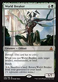 Magic: the Gathering – World Breaker…