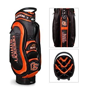 Oregon State Beavers NCAA Cart Bag - 14 way Medalist - TGO-27435 by Team Golf