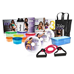 Autumn Calabrese's 21 Day Fix - Ultimate Package