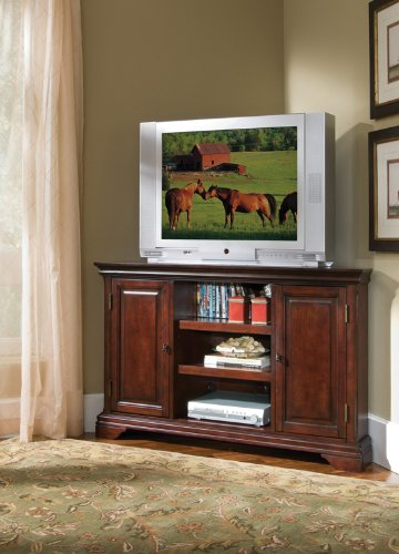 Cheap Home Styles 88-5537-07 Lafayette Corner Entertainment TV Stand (88-5537-07)