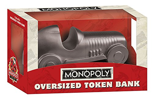 USAopoly Monopoly: Oversized Car Token Bank - 1