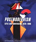 img - for Postmodernism: Style and Subversion, 1970-1990 book / textbook / text book