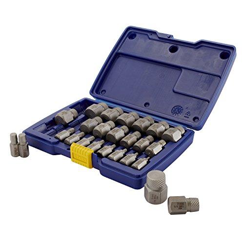 IRWIN Tools Hex Head Multi-Spline Extractor Set, 25-Piece (53227)