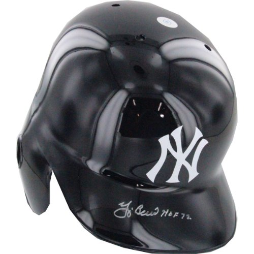 MLB New York Yankees Yogi Berra Autographed Helmet at Amazon.com