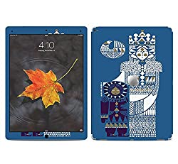 Theskinmantra Prince and Queen SKIN/STICKER/VINYL for Apple Ipad Pro Tablet 9 inch