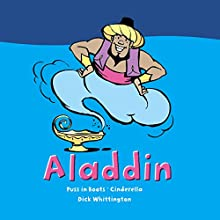 Aladdin (       ABRIDGED) by BBC Audiobooks Narrated by Full Cast