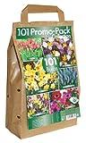 Greenbrokers Collection Lot de 101 bulbes de fleurs 6 variétés de fleurs de printemps