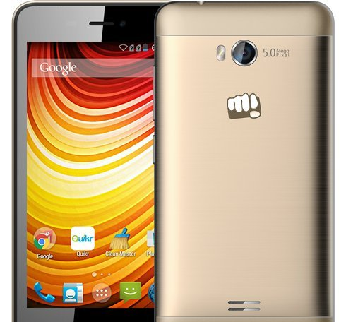 Micromax-Q336-Android-Mobile-Phone-with-45-inch-screen-Champagne
