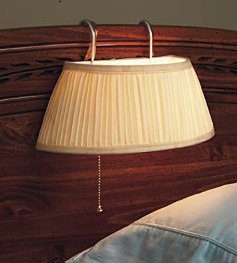 headboard lamp home improvement. Black Bedroom Furniture Sets. Home Design Ideas