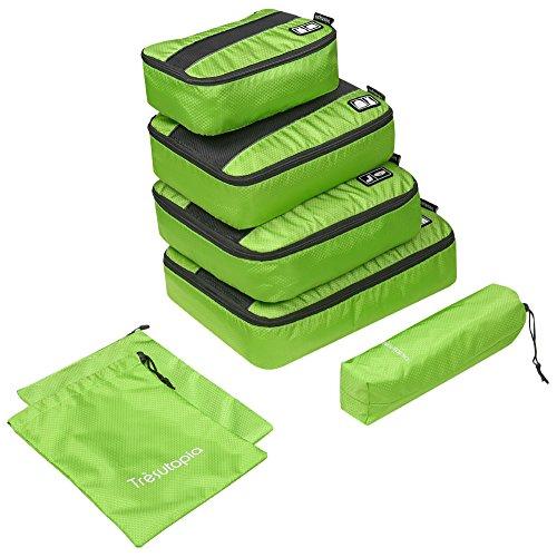 organizador-para-maleta-tresutopia-mobutler-6-en-1-impermeable-bolsas-de-viaje-verde