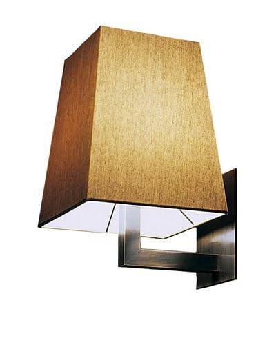 Contardi Quadra AP Mini Wall Light, Brown