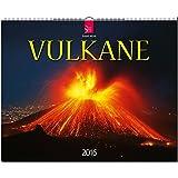 Vulkane 2016: Original Stürtz-Kalender - Großformat-Kalender 60 x 48 cm [Spiralbindung]