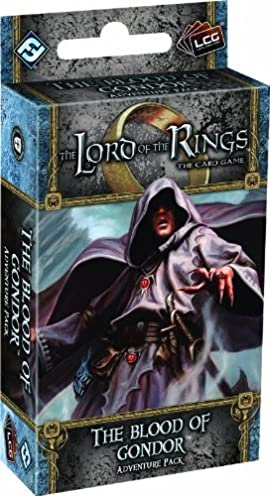 The Lord of The Rings LCG: The Blood of Gondor Adventure Card Game