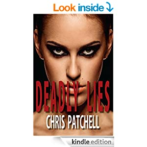 Deadly lies book cover