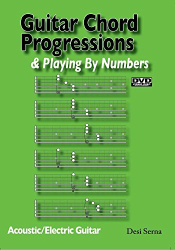 Guitar Chord Progressions and Playing by Numbers DVD