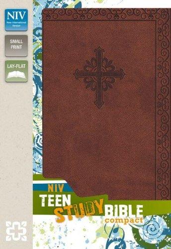 NIV Teen Study Bible, Compact