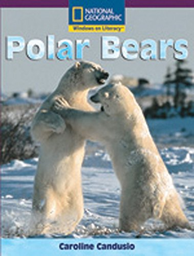 Windows on Literacy Early (Science: Life Science): Polar Bears (Windows On Literacy compare prices)
