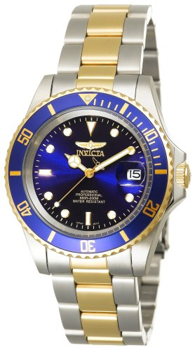 Invicta Men's 8928OB Pro Diver Two-Tone Automatic Watch