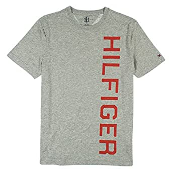 tommy hilfiger mens short sleeve t shirt. Black Bedroom Furniture Sets. Home Design Ideas