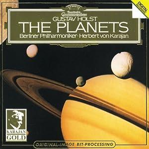 Gustav Holst, Herbert von Karajan, Berlin Philharmonic ...