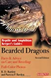 R. D. Bartlett Bearded Dragons (Reptile and Amphibian Keeper's Guides)