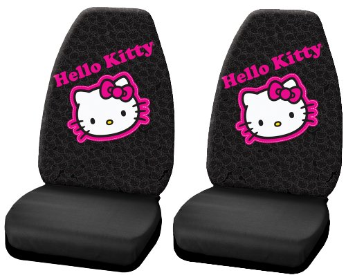 hello-kitty-collage-hot-pink-sanrio-car-truck-suv-universal-fit-bucket-seat-covers-pair