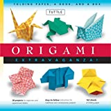 Origami Extravaganza: Folding Paper, a Book, and a Box