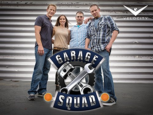 Garage Squad Season 1