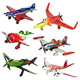 Disney PLANES Figure Play Set Playset - Racers Edition Children, Kids, Game