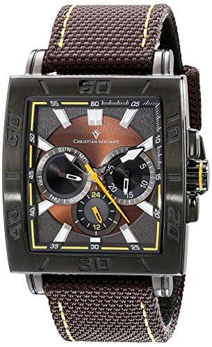 christian-van-sant-mens-cv9111-chateau-analog-display-quartz-brown-watch